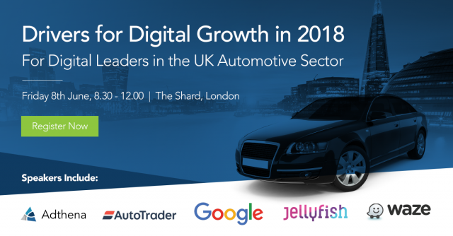Automotive search marketing event