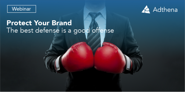 Protect your brand banner