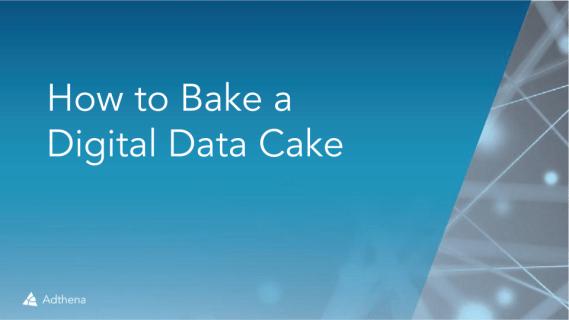 Data cake banner